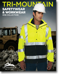 Tri-Mountain Safety and Workwear 2016 Catalog