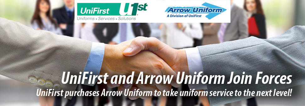 UniFirst and Arrow Uniform Join Forces
