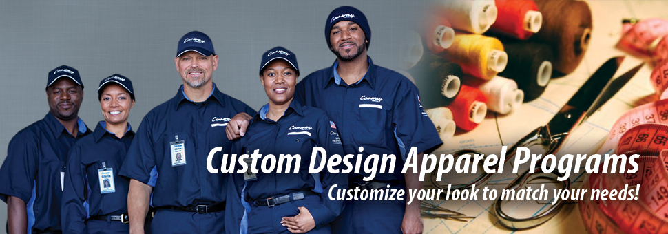Custom Garment Uniform and Apparel Programs