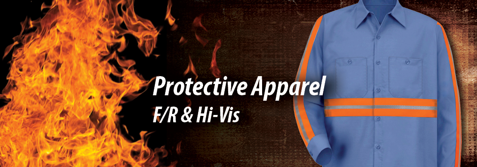 Flame Resistant and Protective Apparel