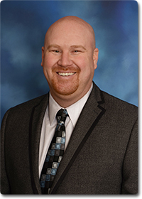 Scott Herron, Vice President of Sales, Marketing and National Accounts