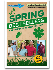 Fall 2015 Best Sellers Promotion