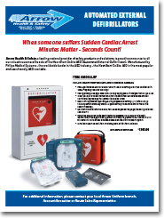 AED Business Defibrillators Promotion