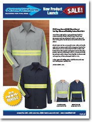 Rental: Windshirt Product Launch Promotion