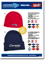 Winter Hats Promotion