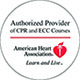 American Heart Association Authorized Provider