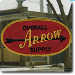 Arrow Overall Supply Logo