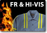 Click here to go to our Flame Resistant and Protective Apparel imfornational page